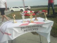 Jarní Mitsubishi meeting