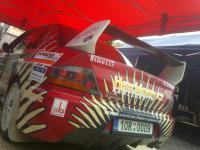 Rallye Český Krumlov 2015